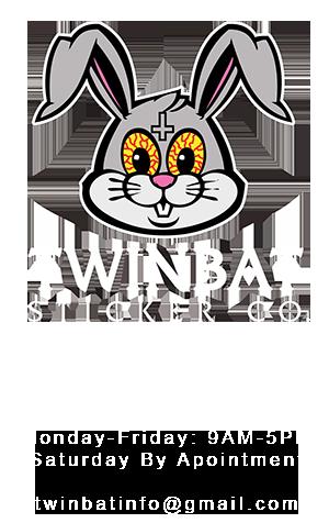 Twinbat Sticker Company